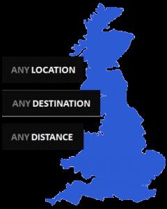 Full UK Coverage Area